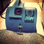 Carpet Turbo Dryer