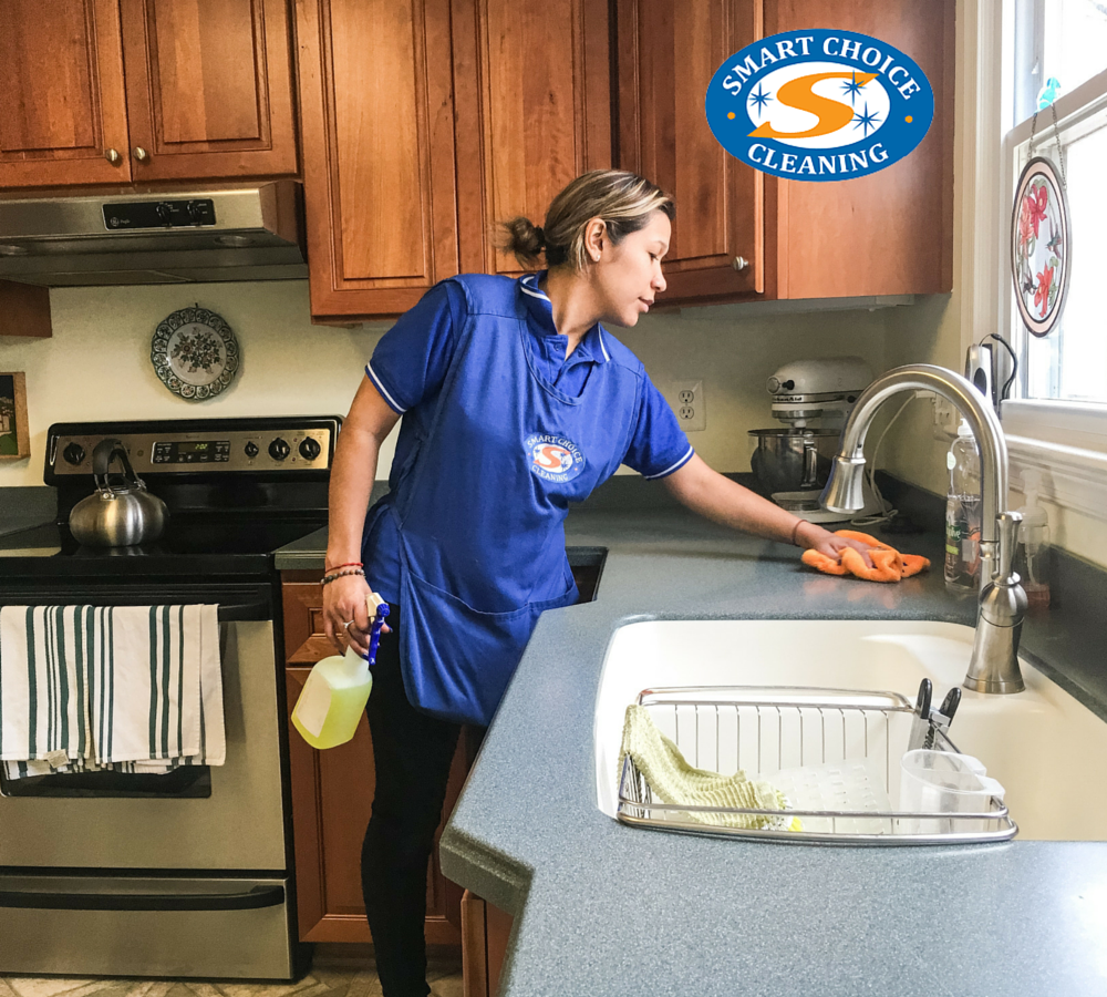 Kitchen Cleaning: Maid Cleaning Service Northern VA